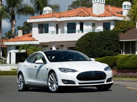 How Much Is A Tesla Car Model S 2015 Electric Vehicles Autobytel