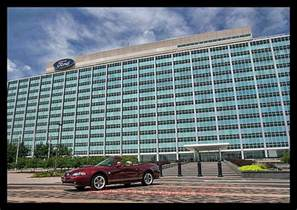 mailing address ford world headquarters dearborn michigan