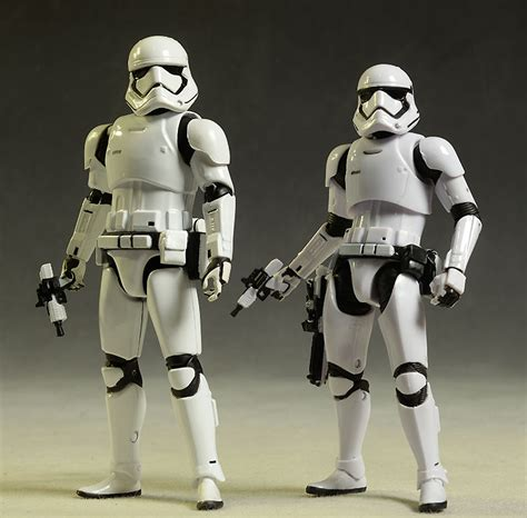 Figure Wars Disney Hasbro review and photos of wars order stormtrooper figures by disney hasbro