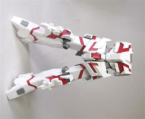 Gundam Unicorn Papercraft - 301 moved permanently