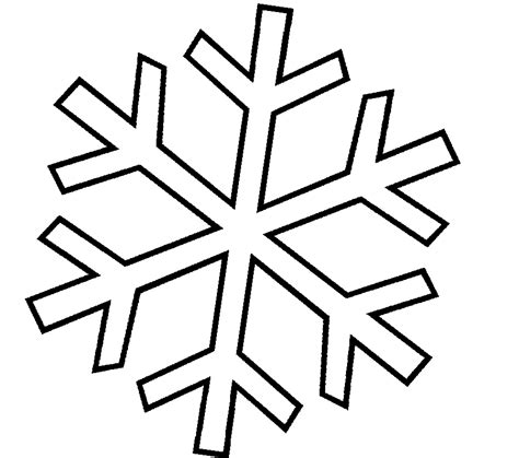 printable snowflake coloring pages coloring home