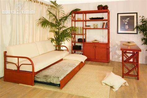 divani rattan offerte divano letto in rattan prezzi offerte