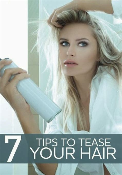 how to properly tease your hair makeupcom 125 best why can t my hair do this images on pinterest
