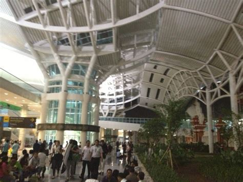 airasia ngurah rai terminal ngurah rai international airport in denpasar bali indonesia