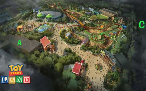 home design story land expansion my attempt at a toy story land expansion map the disney blog