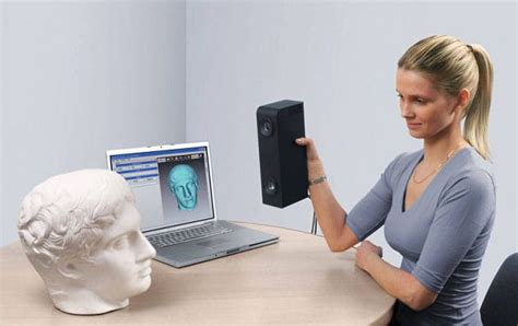 Scanner 3d Portabel Xyz By Taka scanner 3d pour imprimante 3d prix