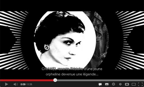 coco chanel biography youtube chanel presents its history in a series of five videos