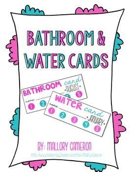 bathroom pass punch card best 25 classroom passes ideas on pinterest hall pass