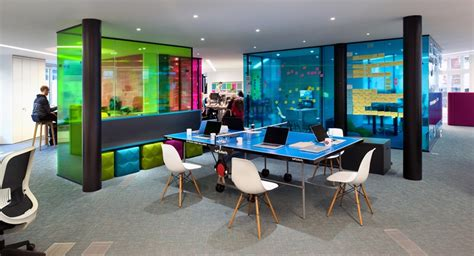 The Evolution Of Office Design Morgan Lovell