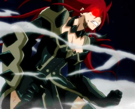 Purgatory Armor - Fairy Tail Wiki, the site for Hiro ... Erza Scarlet Armor Types