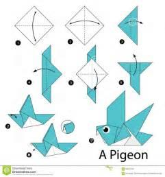origami le anleitung 17 mejores ideas sobre p 225 jaros de origami en