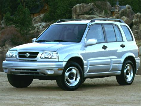 Suzuki Vitara Reliability 1999 Suzuki Grand Vitara Specs Safety Rating Mpg