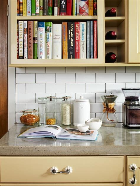 Kitchen Bookcase Ideas - bookshelves for your kitchen sortrachen