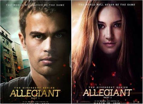 divergent series 1 call allegiant part 1 more extras in