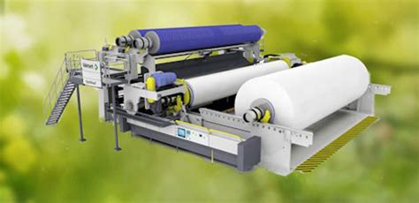board and paper machines reeling