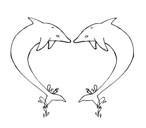 simple dolphin tattoo design simple maori dolphin tattoo design make on paper