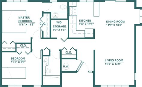 Cluster House Plans by Independent Living Carleton Willard Floor Plans For