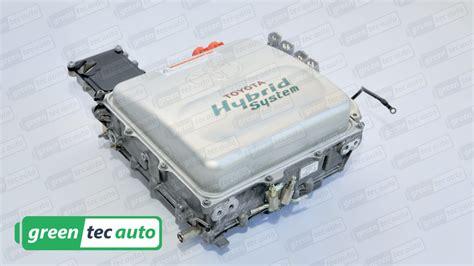 toyota prius   inverter greentec auto