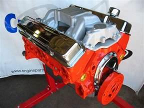 chevy 327 330 hp high performance balanced crate engine