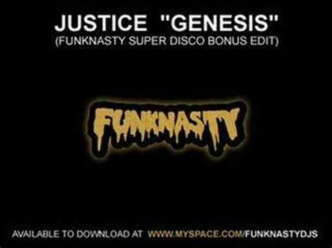 justice genesis justice quot genesis quot funknasty disco bonus edit