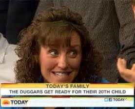 Pregnant michelle duggar expecting 20th baby at 45