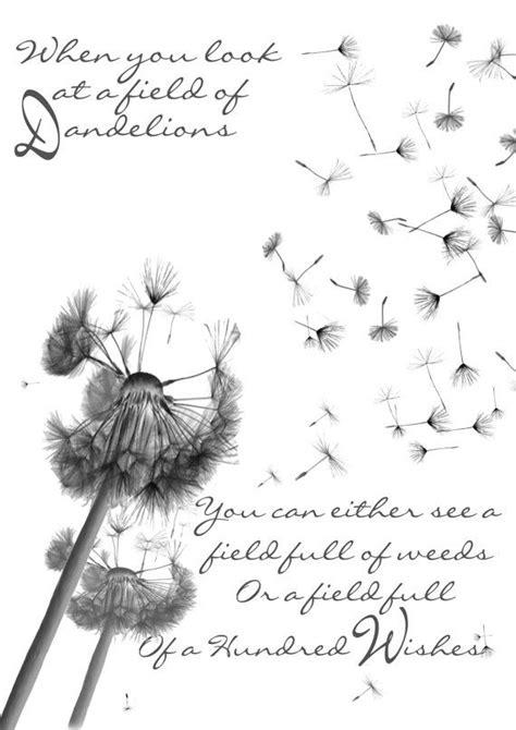 Dandelion Wishes dandelion wishes quotes dandelions wish