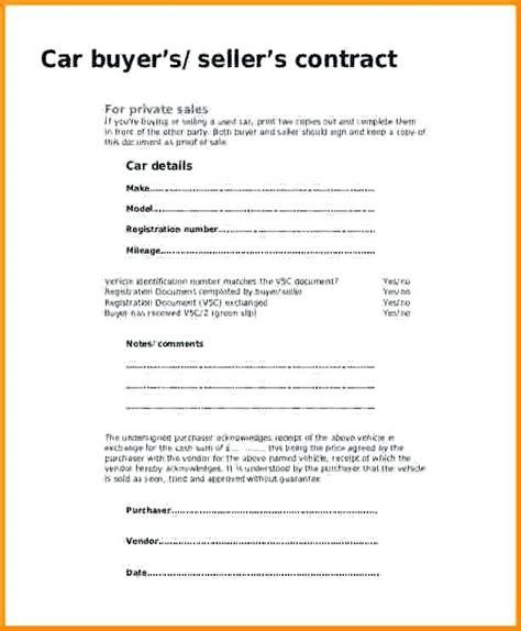 Used Car Sales Receipt Template Ontario by Car Sales Receipt Viqoo Club
