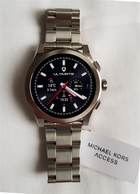 michael kors controversial comments just got michael kors new grayson watch first impressions