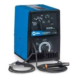 miller thunderbolt xl 225 ac 150 dc stick welder 903642 ebay