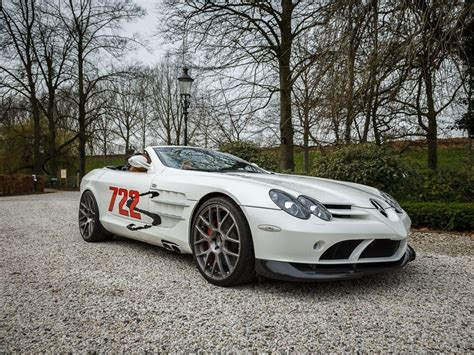 mclaren mercedes for sale mercedes slr mclaren 722 gt for sale