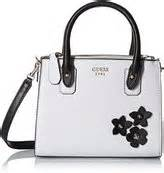 Guess Jordyn Satchel White guess handbags shopstyle