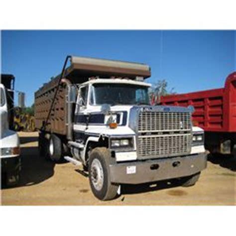 ford ltl 9000 dump truck 1995 ford ltl 9000 tri axle dump j m wood auction