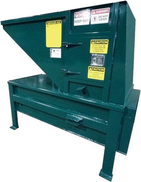 residential trash compactor ap 7227hd ap 7227 compactors metro compactor service