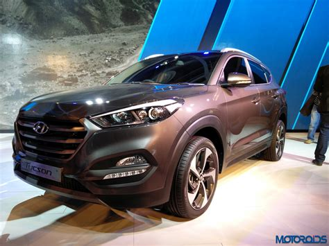 hyundai address in chennai exclusive new 2016 hyundai tucson spied testing in