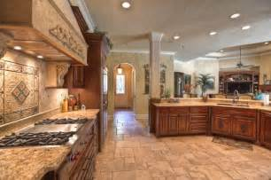 kings lake custom home mediterranean kitchen other 72 luxurious custom kitchen island designs page 3 of 14