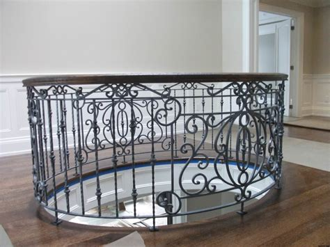 Installing Handrail Wrought Iron Staircase Spindles Tedx Decors The Best