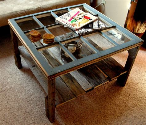 what to put on coffee tables remodelaholic 100 ways to use old windows