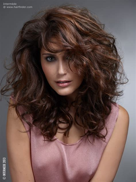 hair style of karli hair thick long hair with two colors and layers to enhance the