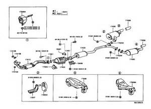 2005 Toyota Corolla Exhaust System Diagram 93 Toyota Corolla Egr Valve Location Get Free Image