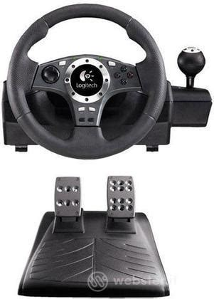 volante ps3 prezzo logitech ps3 volante driv forcepro wheel accessori