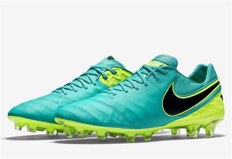 Nike Tiempo Legend Vi Fg Volt nike tiempo legend vi fg spark brilliance pack clear jade volt black football boots