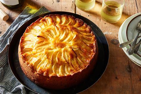 smarty kuchen classic german apple almond cake recipe