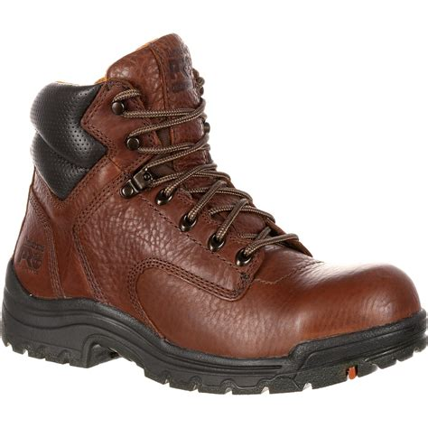 timberland s alloy toe work boot 26388