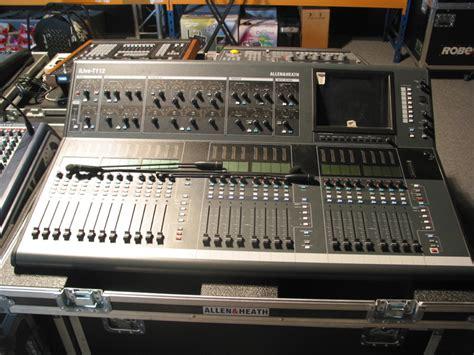 Mixer Allen Heath Ilive T112 allen heath ilive t112 image 452113 audiofanzine