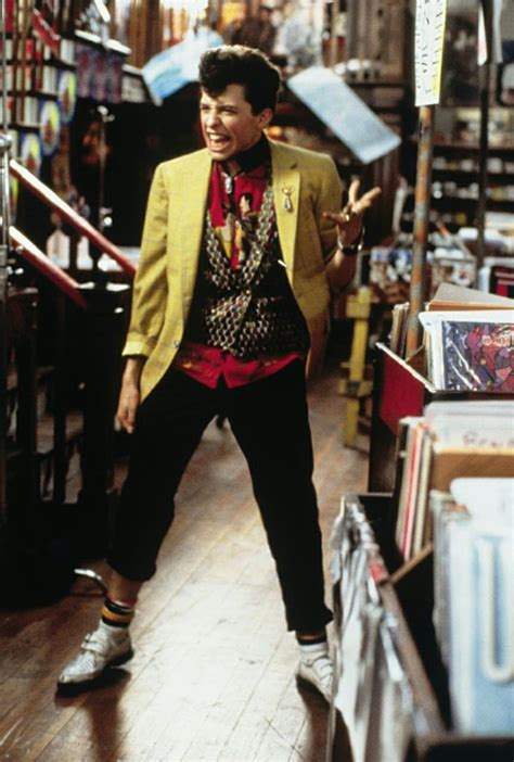 7 Ways To Be Pretty In Pink by Jon Cryer As Phil Quot Duckie Quot Dale In Pretty In Pink 1986