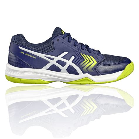 sandal sneakers asics gel dedicate 5 tennis shoes ss17 40