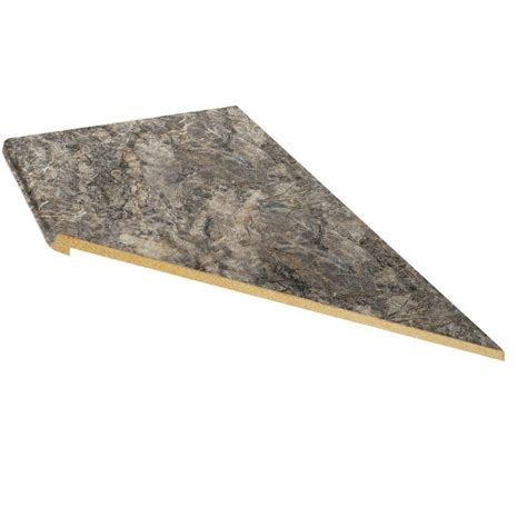 Roll On Laminate Countertop by Hton Bay Tiburon 120 In Laminate Countertop In Golden