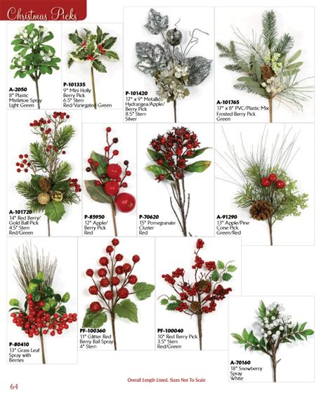28 best christmas tree picks and sprays christmas tree