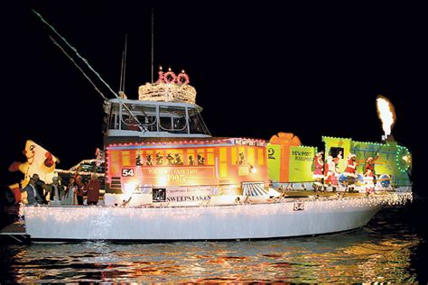 how to watch newport beach boat parade newport beach boat parade theme is rockin the log