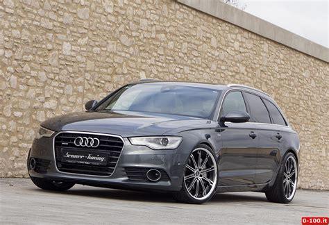 Audi A6 3 0 Tdi 0 100 by Senner Tuning Si Fa L Audi A6 3 0 Tdi Avant 0 100 It